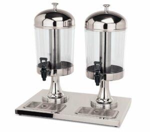 Ledu šaldomi dispenseriai gėrimams